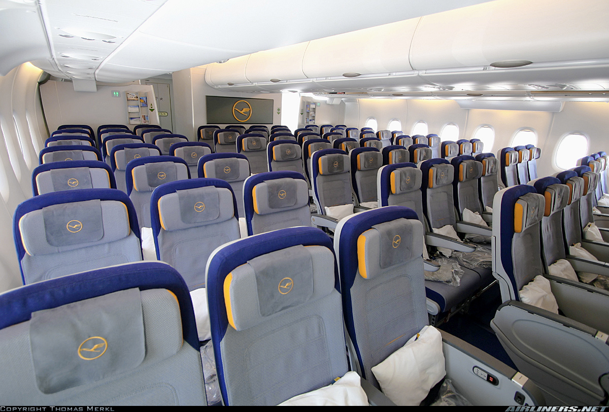 The gallery for qantas a380 interior for Airbus a380 interior